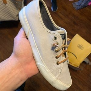 Sperry Woman pier view boat shoes NWB